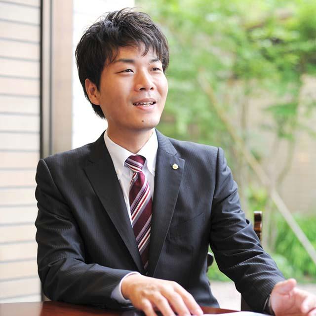 代表取締役 インターネットプロモーション業 川島 一寛